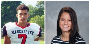 Student Athletes of the Week: Ethan Wright and Audrey Dolan