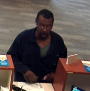 APD Looking For Bank Robbery Suspect