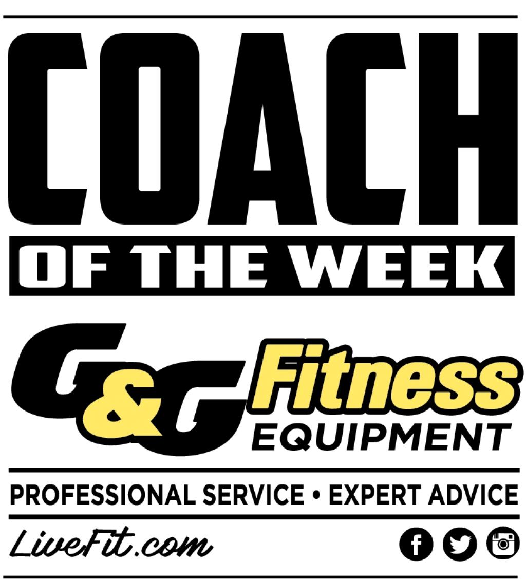 G&G Fitness Coach of the Week Jake Parsons