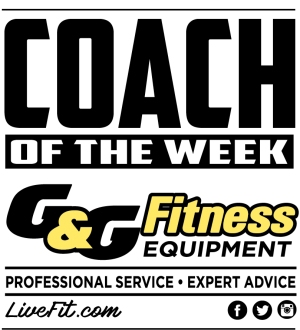 G&G Fitness Coach of the Week Yontami Jones