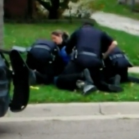 VIDEO: APD Arrest Goes Viral